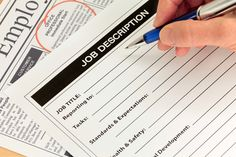 If you do have job descriptions, the Equal Employment Opportunity Commission (EEOC) has said that it will review or consider them, as well as other relevant ...