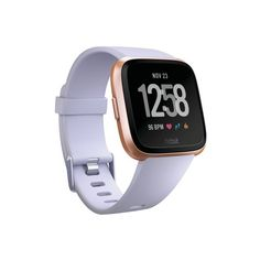 Meet Fitbit Versa-an all-day companion that helps you live your best life. This lightweight, water-resistant smartwatch empowers you to reach health and fitness goals with actionable insights, personalized guidance, on-screen workouts and more. Run your day with notifications, quick replies, apps, music and 4+ day battery life*. Plus, wear it your way with fresh accessories and clock faces.<br>*Battery life varies with use and other factors. Quick replies coming soon to Android only.