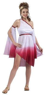 Kids CHRISTYS Dress up Roman Girl Fancy Dress Costume Romain Fille 7-8 ans