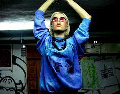 Kinga T for HAZZ (hazz.bigcartel.com/) campaign @ Warsaw