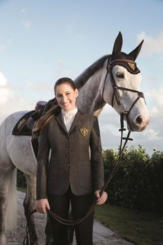 Jessica Springsteen named Gucci Equestrian Ambassador and will join the Italian Fashion house's team of horse riders, Charlotte Casiraghi & Edwina Tops-Alexander. Gucci's latest riding collection was develooped especially for Jessica. photo Gucci Amercia