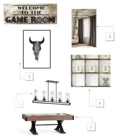 """Family Room"" by lorinicolson on Polyvore featuring interior, interiors, interior design, home, home decor, interior decorating and Pottery Barn"