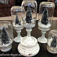 DIY Mason Jar Snow Globes I saw some super cute mason jar snowglobes on Anthropologie but they were from $25 to $40 each. I decided to...#/679256/diy-mason-jar-snow-globes?&_suid=136112343193808212234283255904