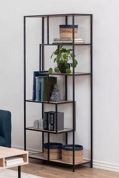 Buy Seaford Tall Shelf By Actona from the Next UK online shop Bookcase Shelves, Room Shelves, Shelving, Home Living Room, Living Room Decor, Bedroom Decor, Dining Room, Bar Set Furniture, Living Room