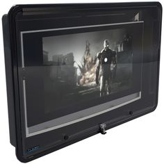 Want to put your television outdoors? Looking for a gift idea for Christmas for a man? The TV Shield - TV Shield for 50-55 inch TV's Outdoor TV Enclosure (*up to 60 inch), $789.00 (http://shop.thetvshield.com/)