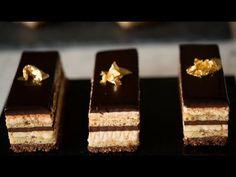 Opera Cake - Gâteau Opéra | Chef Rachida