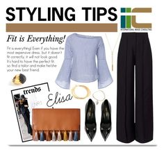 """""""Styling Tips"""" by julietacelina ❤ liked on Polyvore featuring White Label, Mono, Miss Selfridge, Yves Saint Laurent and Rebecca Minkoff"""