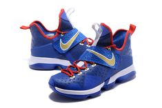 Nike Lebron 14 Captain America TopDeals