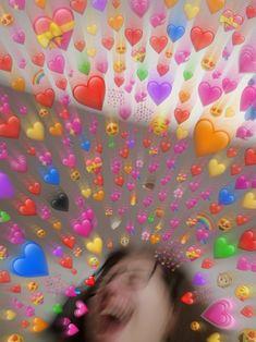 my love for my friends Love You Meme, Cute Love Memes, Cute Panda Wallpaper, Cartoon Wallpaper, Meme Faces, Funny Faces, Emoji Photo, Snapchat, Heart Meme