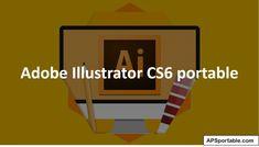 download software adobe illustrator cs6 portable