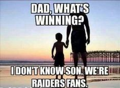 Raiders stuck! Denver Broncos