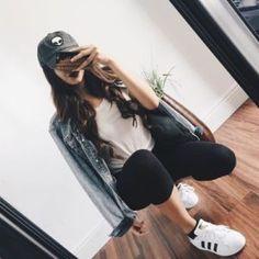 leggings gorra