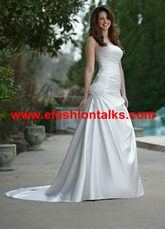 Style 8235 Wedding Gowns DaVinci Bridal Available Colours
