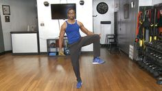 No Excuses: Thunder Thighs Workout: Slim down and shape your thighs with fitness trainer Donovan Green! You'll be ready to hit the beach without having to step foot in a gym.