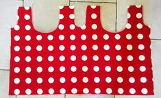 Handicraft, Polka Dots, Tote Bag, Sewing, How To Make, Couture, Patterns, Home Decor, Bag