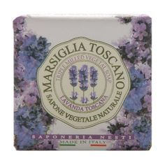Nesti Dante Marsiglia Toscano Lavanda Toscana Nesti Dante Marsiglia Toscano Lavanda Toscana Soap. From Florence in Italy comes Neste Dante luxurious handcrafted soaps, Founded in 1947 Nesti Dante is one of only a few companies left in the world t http://www.MightGet.com/may-2017-1/nesti-dante-marsiglia-toscano-lavanda-toscana.asp