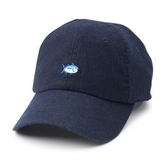 80f0db9dc30 Check out Linen Seersucker Skipjack Hat from Southern Tide
