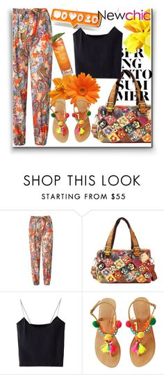 """Newchic"" by aaidaa ❤ liked on Polyvore featuring lovenewchic"