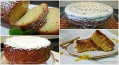 Cuatro variados y esponjosos bizcochos | Cocinar en casa es facilisimo.com