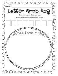 The Creative Chalkboard: Save yourself some work with a Word Work Freebie! Word Work Stations, Word Work Centers, Literacy Stations, Literacy Centers, Writing Centers, Daily 5 Kindergarten, Kindergarten Language Arts, Teaching Language Arts, Word Work Activities