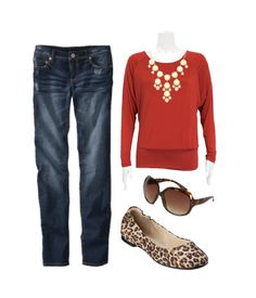 Frugal Fashionista:  Cheetah and Orange #mommysavers. I want this target look for my birthday :)