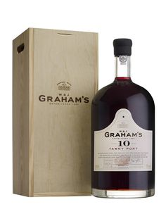 Purchase the wonderfully crafted #Grahams 10yr Old #Port at #Distillers Direct