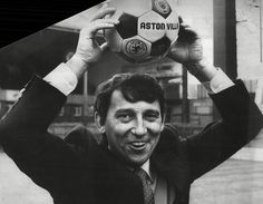 Graham Taylor on his first day as Aston Villa manager back in the summer of 1987