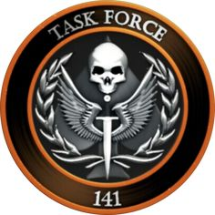 Task Force 141 Non-Disavowed. Call Of Duty, Special Forces Logo, Delta Force, Military Insignia, Special Ops, Fandom, God Of War, Modern Warfare, Black Ops