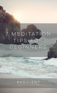 Meditation maries personal practice yoga mindfulness 7 meditation tips for beginners fandeluxe Images