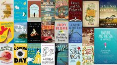 23 fiction books you'll want to read -- and share -- this summer