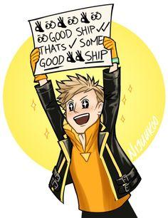 Good Ship. Spark Approves.