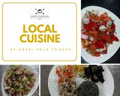 Delight yourself with some delicious Khasi local food at Hotel Polo Towers Shillong