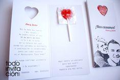 invitaciones de boda originales - Buscar con Google