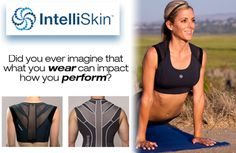 00071a8cee433 IntelliSkin Compression Wear from PRO2Medical.com is designed with more  spandex than any other compression