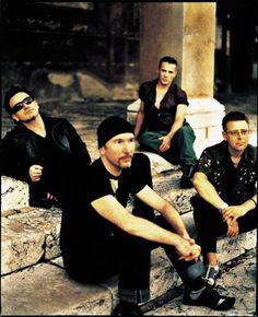 U2 - best LIVE act ever.