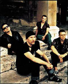 U2 - best LIVE act ever.