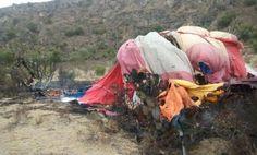 Cae globo aerostático en Hidalgo; hay dos muertos | El Puntero