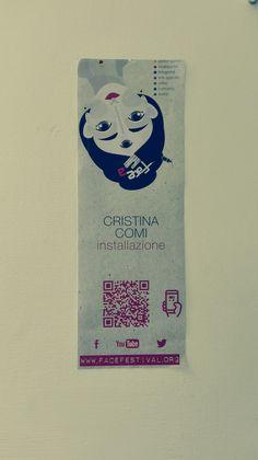 #facefestival #spazioempirico #cristinacomi