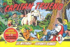 El capitán Trueno