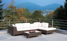 "Modern Outdoor Furniture The keywords for ""modern outdoor furniture"" are smart and practical, glossy and solely individualistic, just like modern office furniture. http://www.amcondo.com/modern-furniture/modern-outdoor-furniture/"