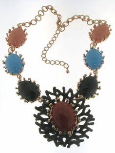 jewel in brass