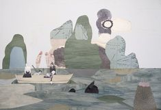 Camilla Engman  http://www.camillaengman.com/mixed/mixed_media/index.htm