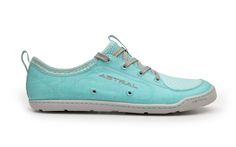 Loyak, a high-performance shoe for women who like to SUP, boat, and travel. The stylish Loyak is quick-drying and lightweight, perfect for summer days by the lake and evenings in town. $79.95