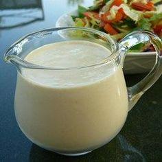 Molho caesar para saladas @ http://allrecipes.com.br
