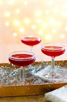 Sparkling Sippers - Celebrate Magazine