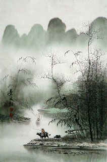 Tang Jing Wen Chinese BrushChinese ArtFloral