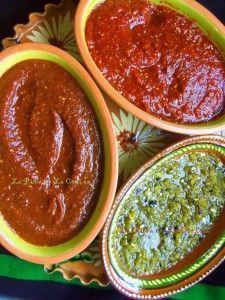 La Taquiza! It All Starts With The Salsa.