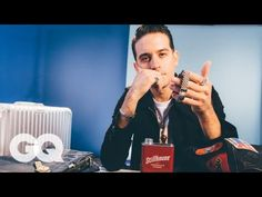 G-Eazy Interview but he Can't Stop Sniffing - YouTube