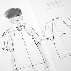 Ces fiches techniques de Tinsels sont toutes dessinées à la main par Rémi, notre designer.  Tinsels' specification sheets are all hand drawn by Rémi, our designer.