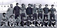 Selección de España 1971-72 contra la URSS entrenamiento EQUIPOS DE FÚTBOL